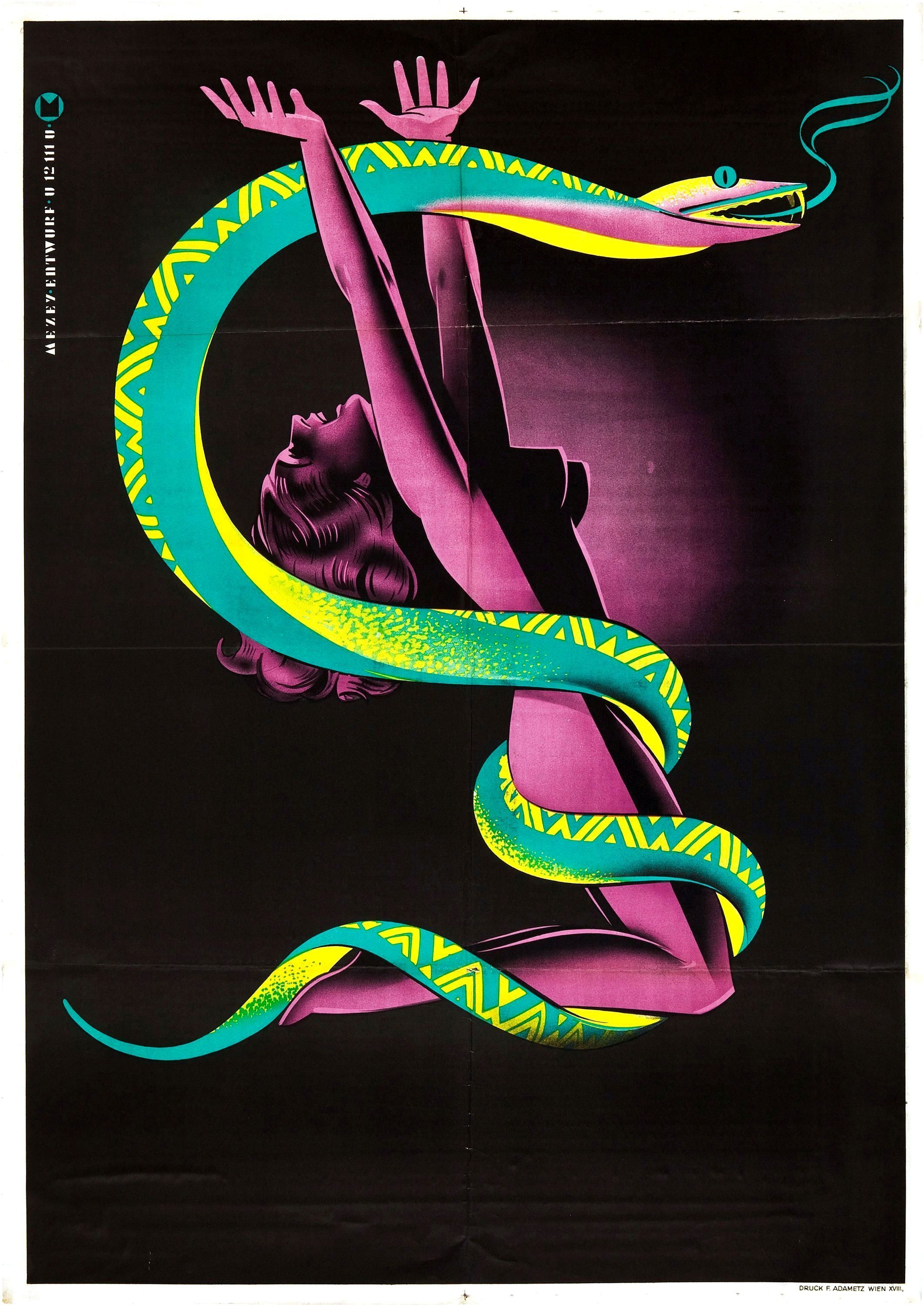 Creeping Poison (1946) in 2020 Illustrations and posters