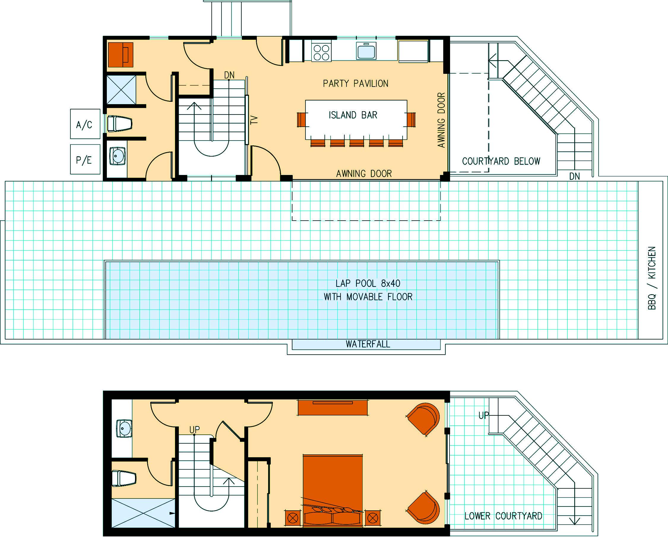 Https Www Probuilder Com Sites Probuilder Files Imce Uploads Edi 20 20pool 20house 20floor 20plan Jpg Guest House Plans House Floor Plans Pool Houses