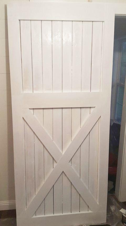 53 Creative And Gorgeous Diy Barn Door Plans And Ideas Diy Interior Doors Barn Door Furniture Wood Doors Interior