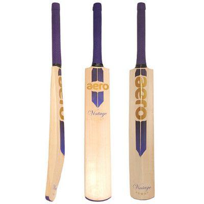 New Aero Vintage 5 Star English Willow Cricket Bat Mens Sh Rrp 240 Cricket Bat Cricket Bat