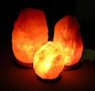 Do Salt Lamps Work Beauteous How Do Salt Lamps Work And Himalayan Salt Lamp Ionizing Health Inspiration Design