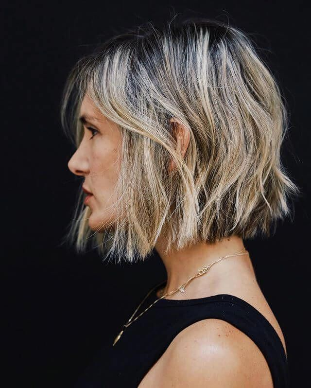 50 Most Eye-Catching Short Bob Haircuts That Will Make You Stand Out #choppybobhaircuts