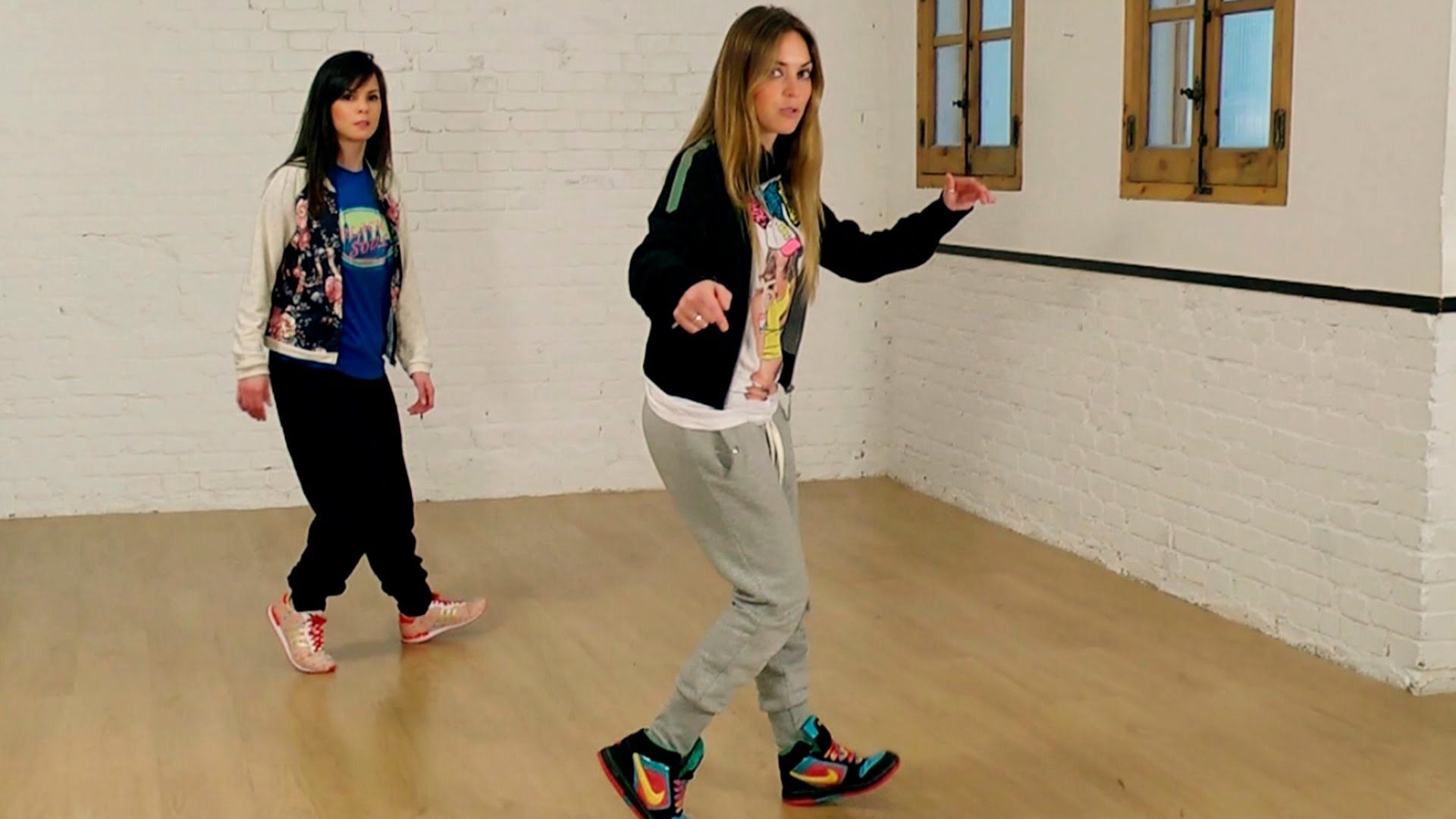 Hip Hop Old School Pasos Básicos Hip Hop Baile Hip Hop Aprender A Bailar