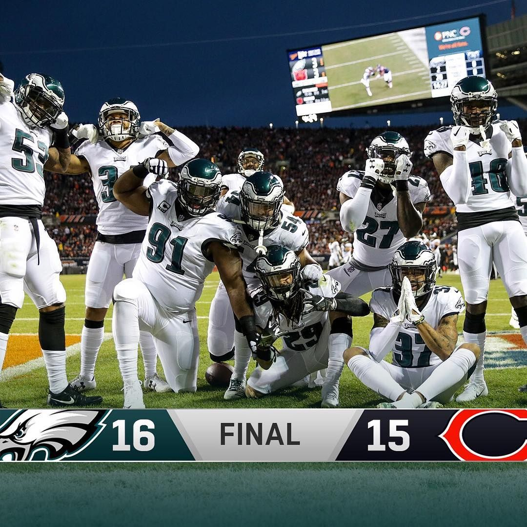 "d76b384d2dd8 Philadelphia Eagles on Instagram: ""MOVING ON!! #FlyEaglesFly ..."