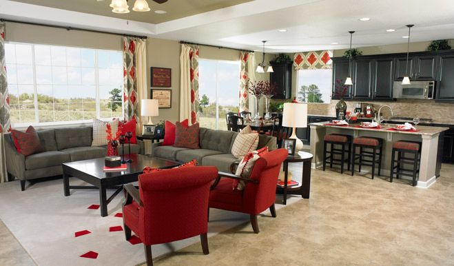 Living Room Sets Colorado Springs moving in the military: colorado springs | richmond american blog