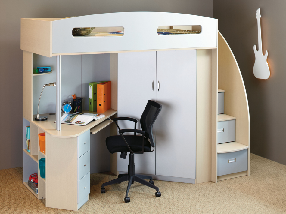 Octavia Space Saver Bunk by John Young Furniture from