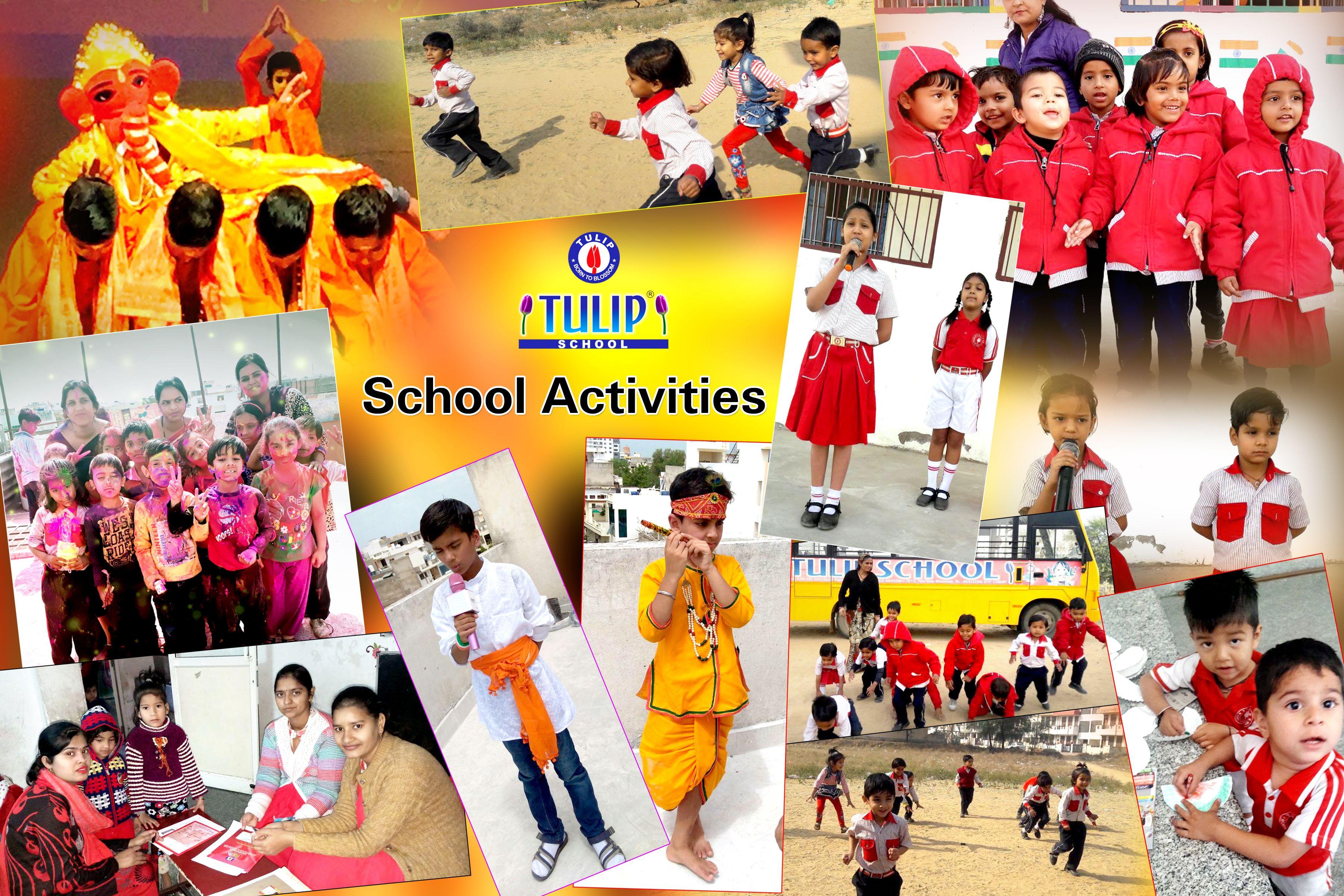 Our School Activities Activitiesforkids