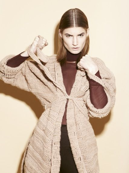 ISSEVER BAHRI - A/W 2011/12 Lookbook