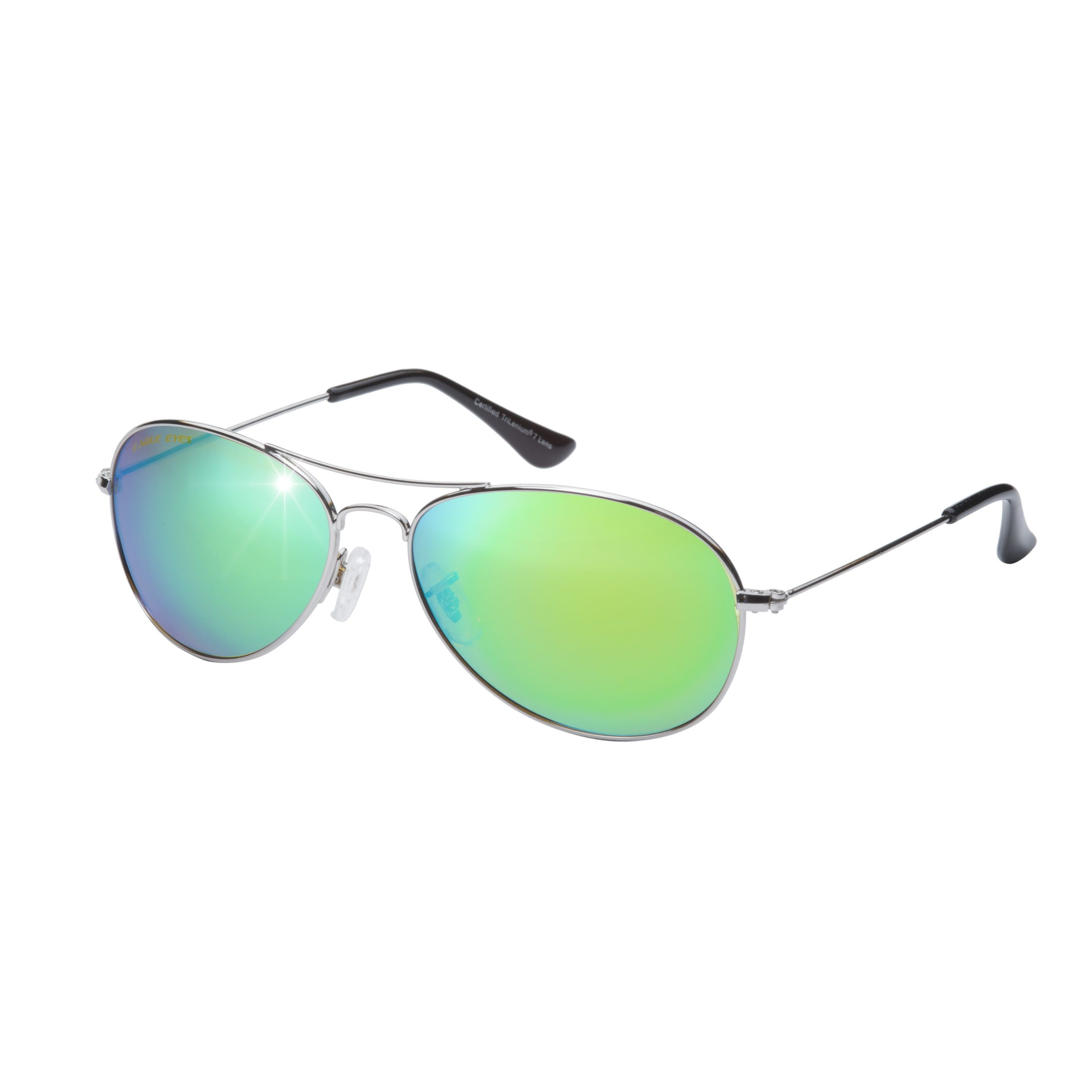 835f3da388 Eagle Eyes Celebrity Unisex Aviator Sunglasses