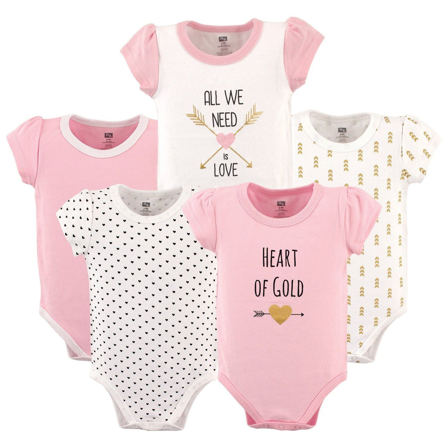 Hudson Baby 5 Pack Hanging Bodysuit Insider s special review you