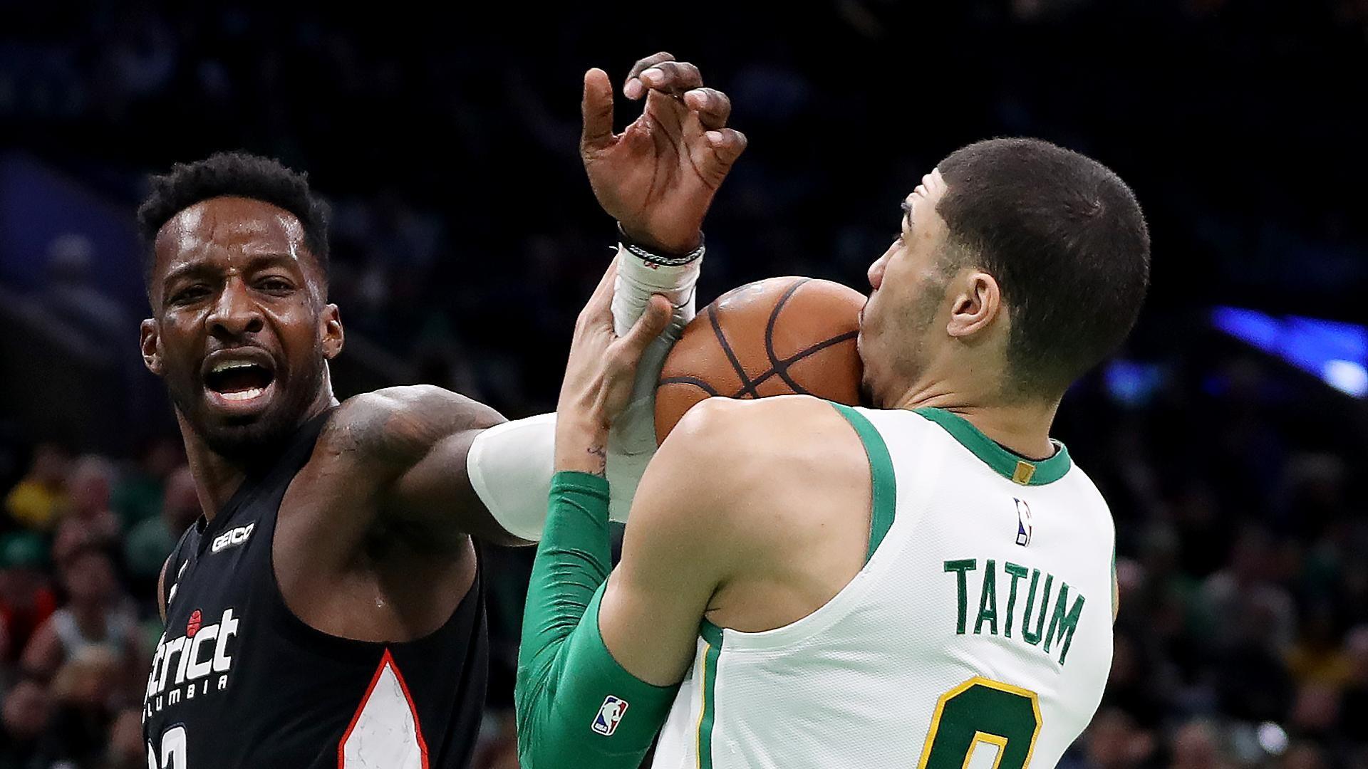 Celtics stop Wizards, losing streak The Boston Globe