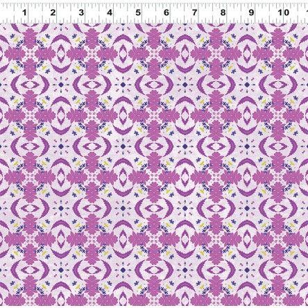 Ardienne - Collections Fuchsia Modern Geo Fabric