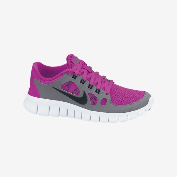 7eeb661208ce Nike Free 5.0 Girls  Running Shoe