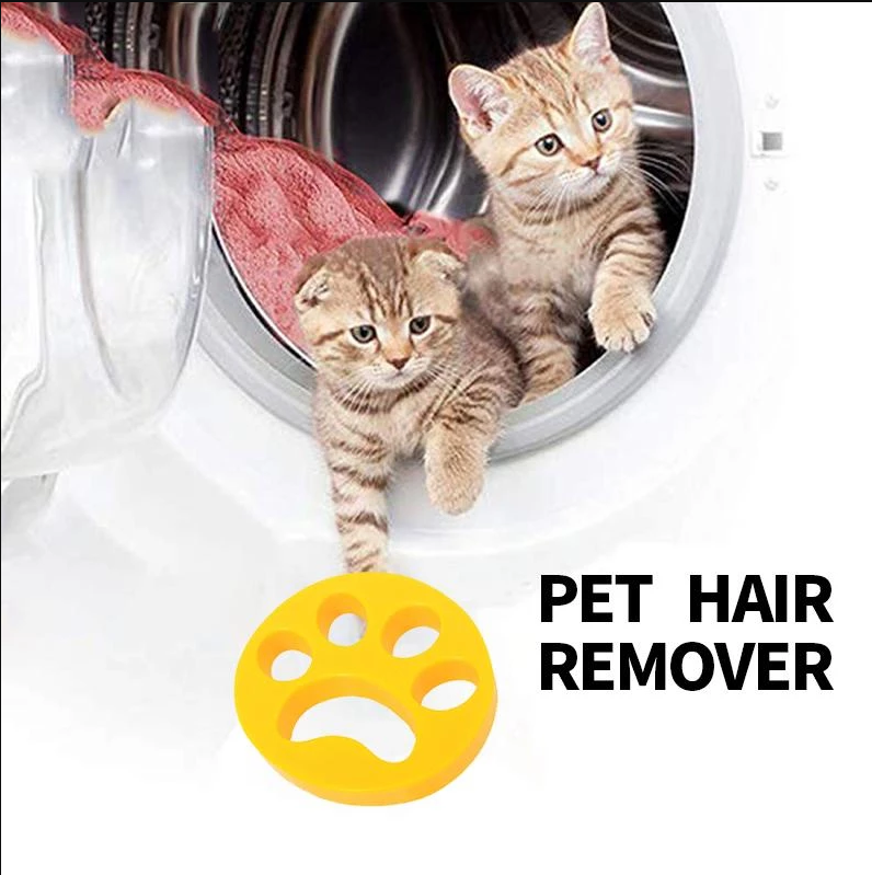 Pet Hair Remover For Laundry For All Pets In 2020 Pet Hair Removal Hair Removal Pet Hair