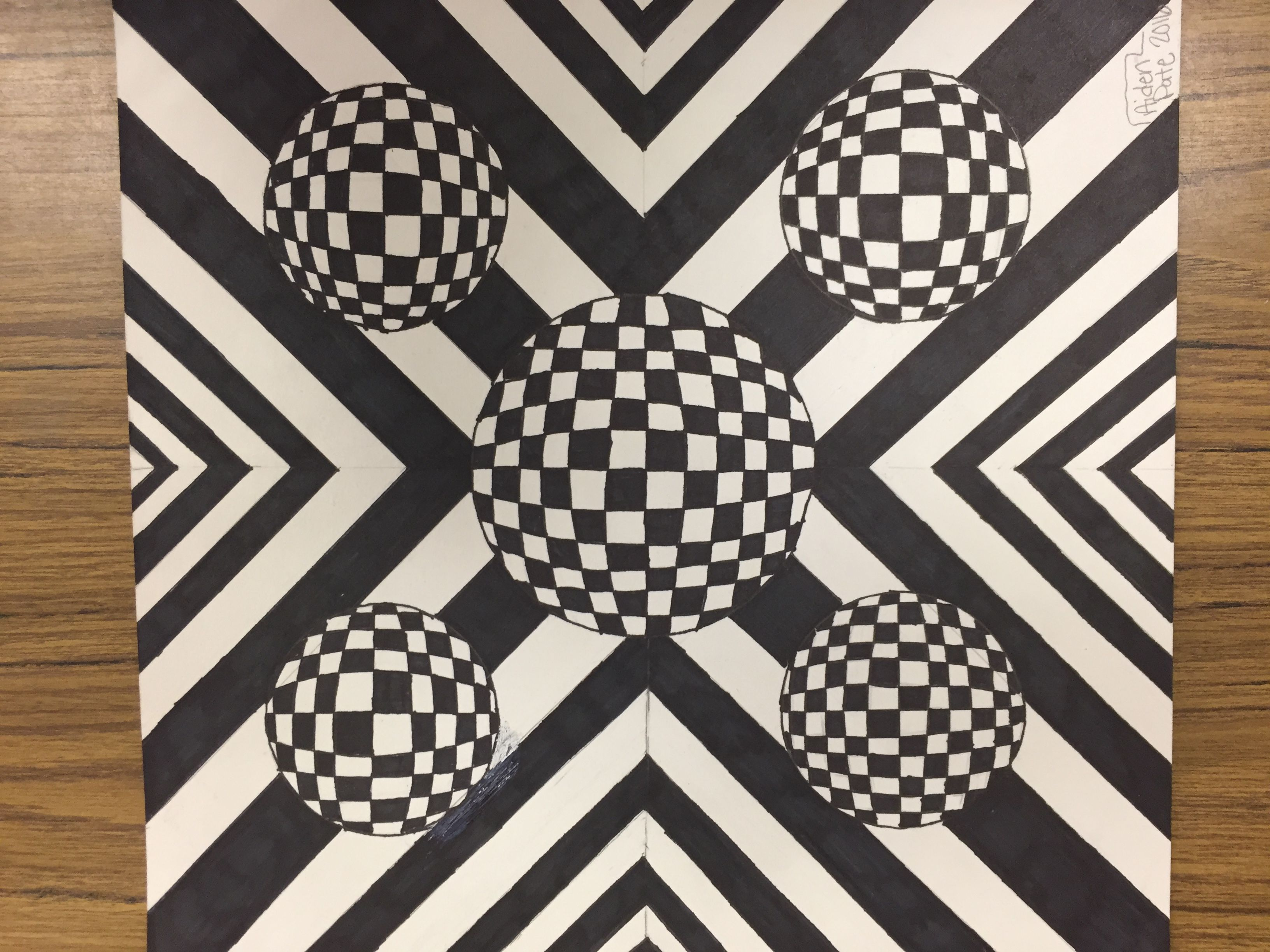 Pin By Art Ed Central On Op Art With Images