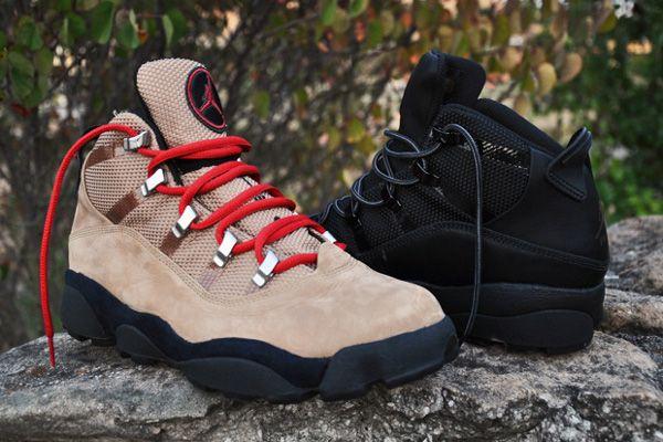 low priced f70b0 eaeff Jordan Six Rings Boot – 2 Colorways