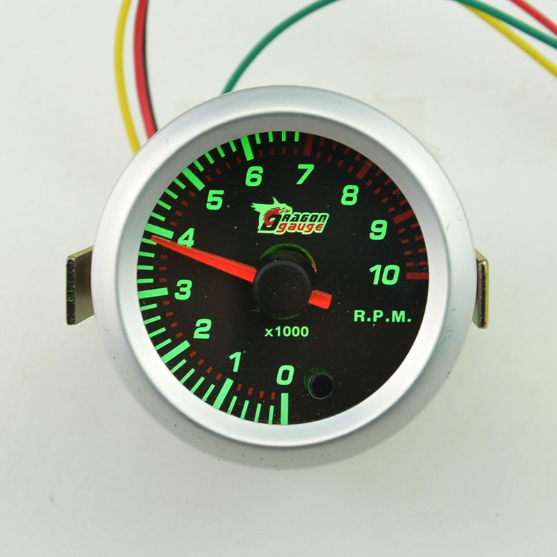 52mm stepper motor self test function car rev counter tachometer 52mm stepper motor self test function car rev counter tachometer pointer gauge meter 7 colour sciox Choice Image