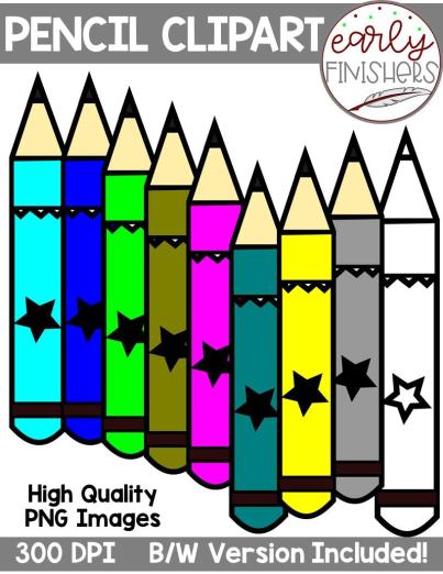 Pencils Clip Art Clip Art Free Clip Art Pencil Clipart