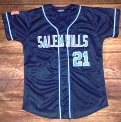 7db889b2e Take a look at this custom jersey designed by Salem Hills High School  Skyhawks Softball and