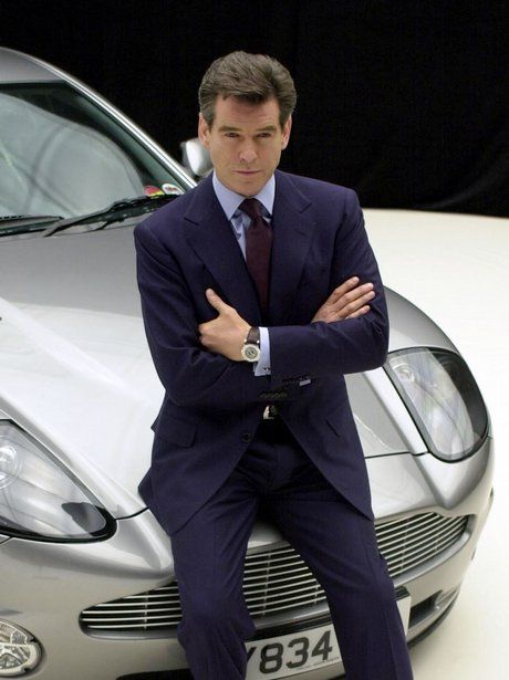 James Bond S Most Iconic Characters Actores Pierce Brosnan