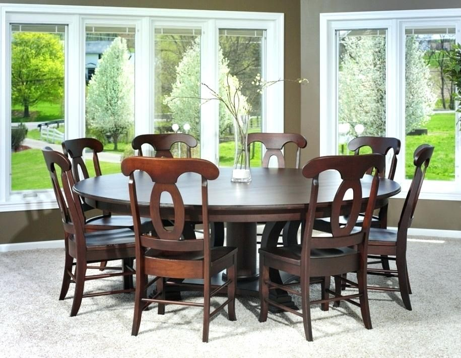 Round Dining Room Tables For 6 8 Https Www Otoseriilan Com In