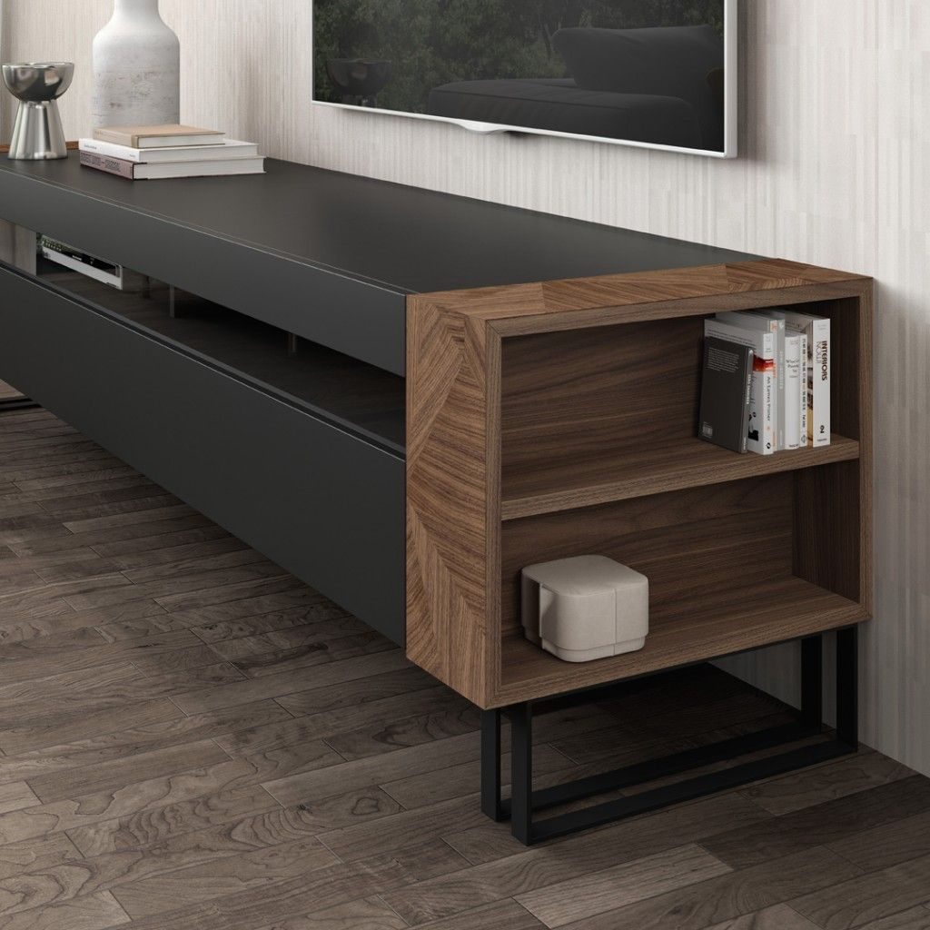 Mueblesmodernos mueblesdedise o salones modernos for Diseno de muebles para tv modernos