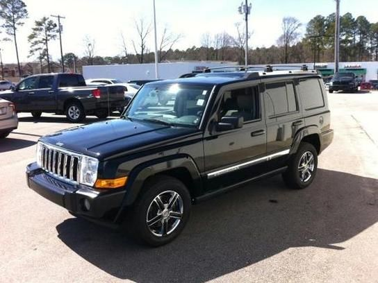 Cars For Sale 2007 Jeep Commander 2wd Limited In Fayetteville Nc 28314 Sport Utility Details 367416947 Autotrade Autotrader Jeep Commander Cars For Sale