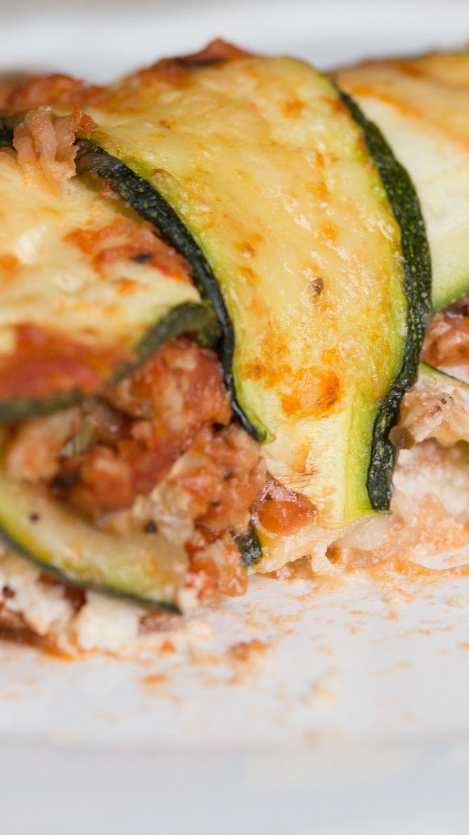 Zucchini Lasagna Recipe Zucchini Lasagna Recipes