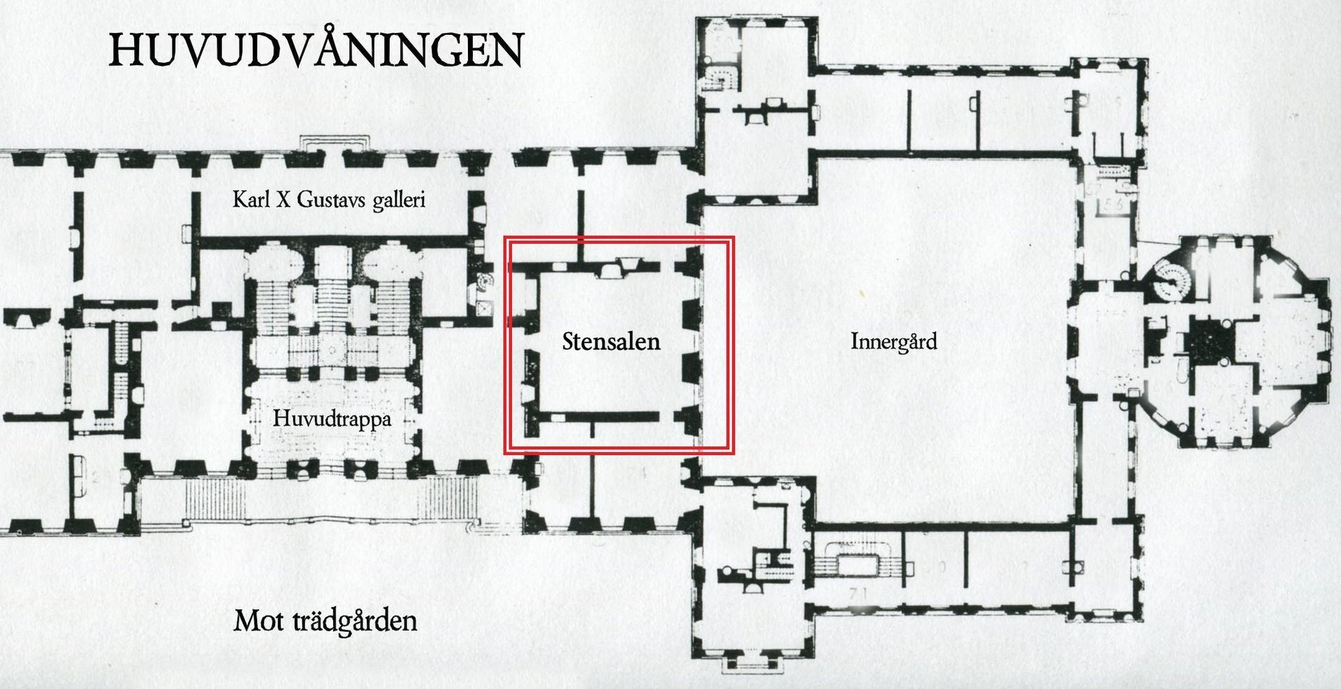 Category Drottningholm Architectural Drawings Architecture Drawing Architecture Floor Plans