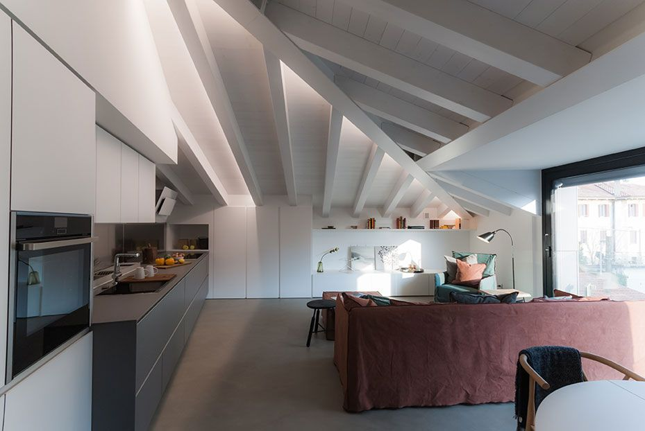 Private home in #Treviso. #villa #Italy #italian #style #decoration ...