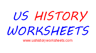 Us History Worksheets And Activities For High School And