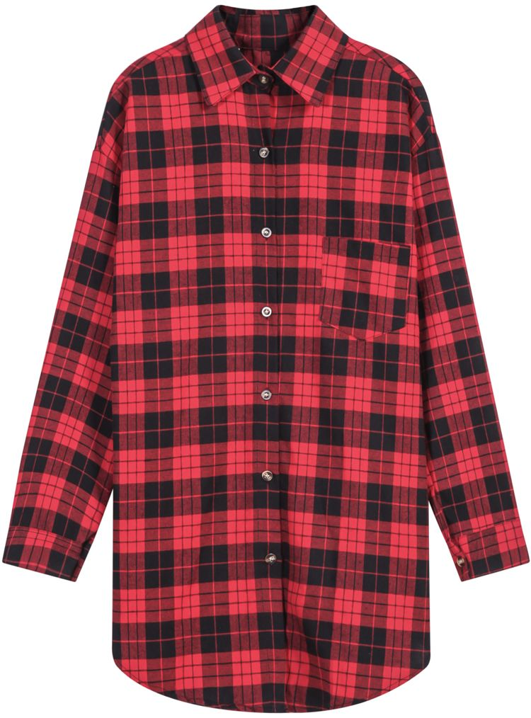 Shop Red Long Sleeve Plaid Mickey Print Blouse online. Sheinside offers Red Long Sleeve Plaid Mickey Print Blouse & more to fit your fashionable needs. Free Shipping Worldwide!