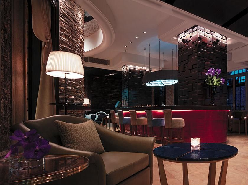 Shangri-La Bosphorus Istanbul, Le Bar