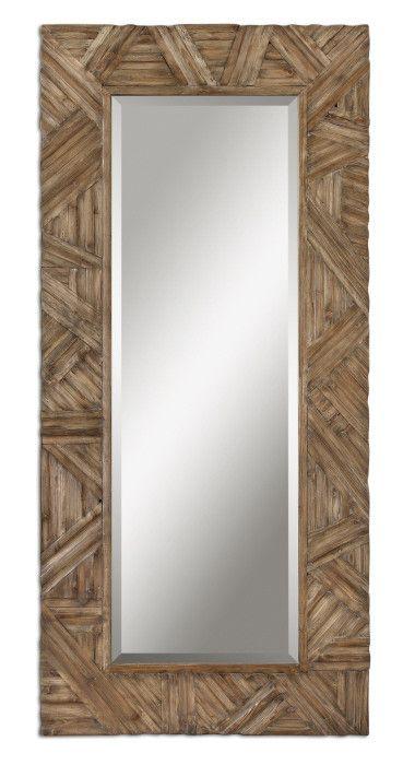 Uttermost Tehama Floor Mirror - 07623 from SHINE MIRRORS AUSTRALIA ...