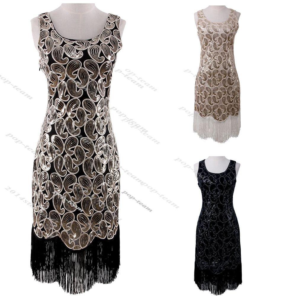 Plus size roaring 20 style dresses