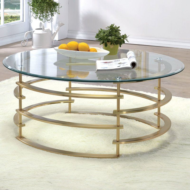 Scylla Frame Coffee Table Glass Coffee Tables Living Room