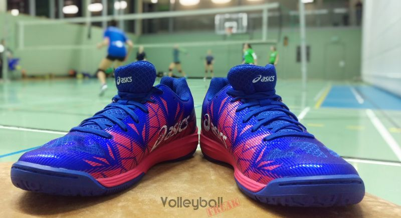 Asics Gel-Fastball 3 im VolleyballFREAK-Test | Volleyballschuhe ...
