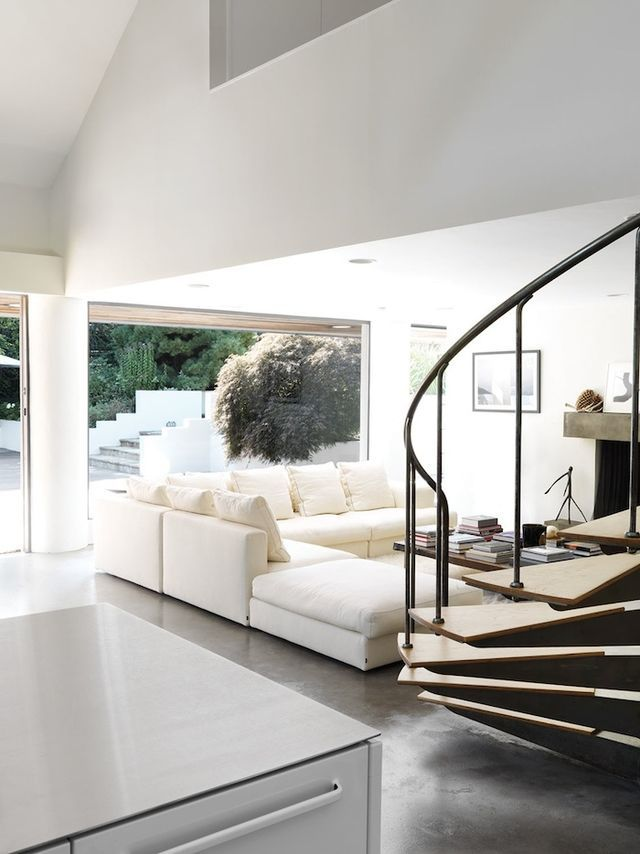 AT HOME WITH MARCUS WAINWRIGHT IN THE HAMPTONS (Lovenordic Design Blog)