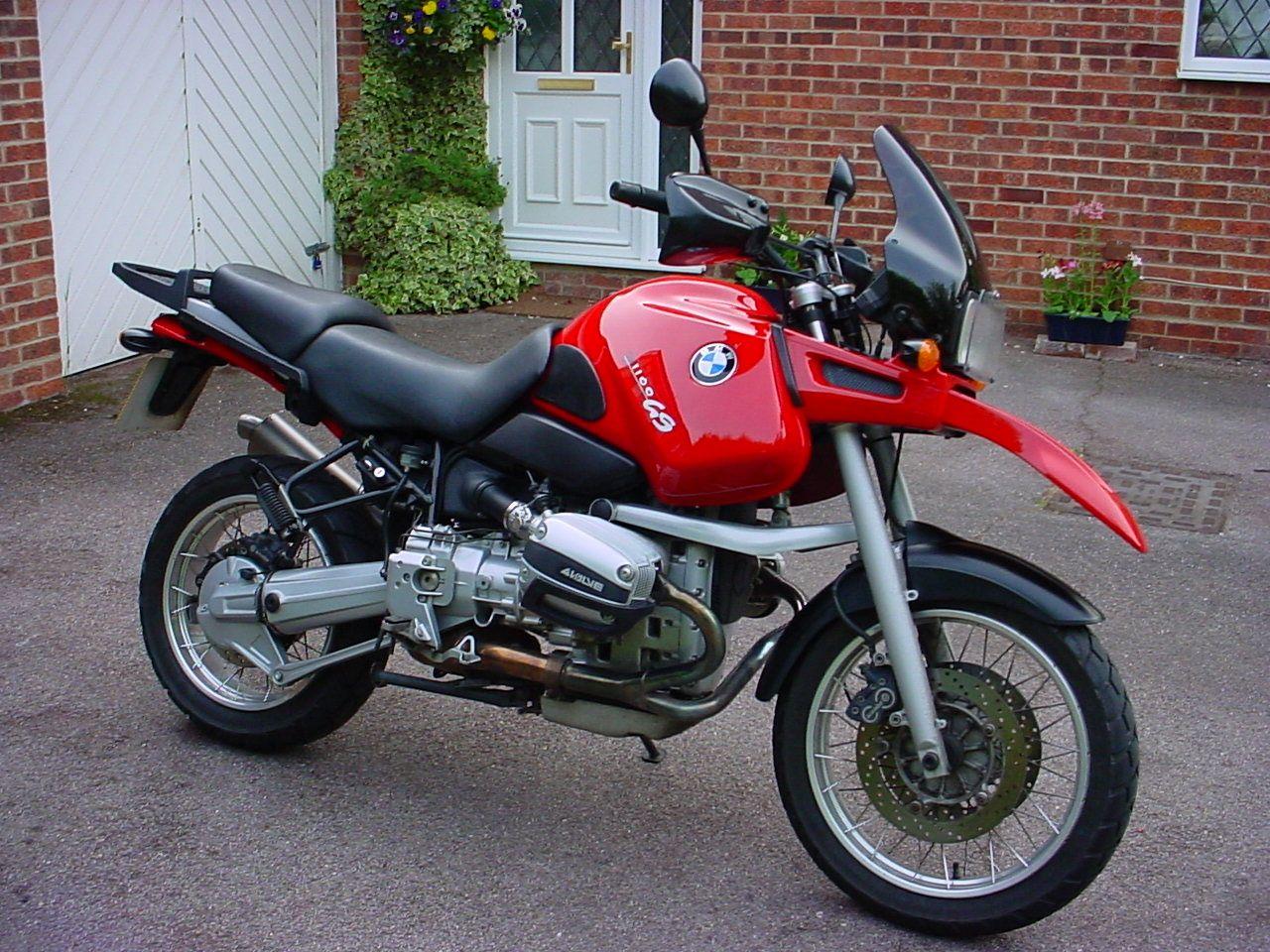 R 1100 Gs Cyclomoteur 1200 Gs Enduro