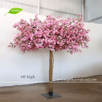 Gnw Bls1604002 Near Natural Indoor Decoration Tree Cherry Blossom Wholesale Indoor Decor Blossom Trees Blossom