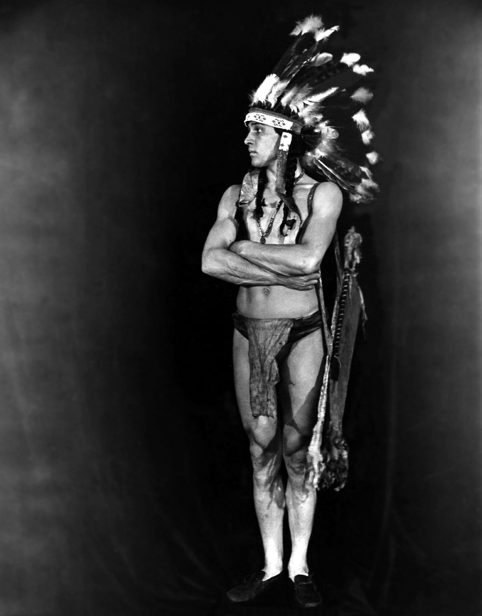 Rodolfo Valentino (Castellaneta, 6 de mayo de 1895-Nueva York, 23 de agosto de…
