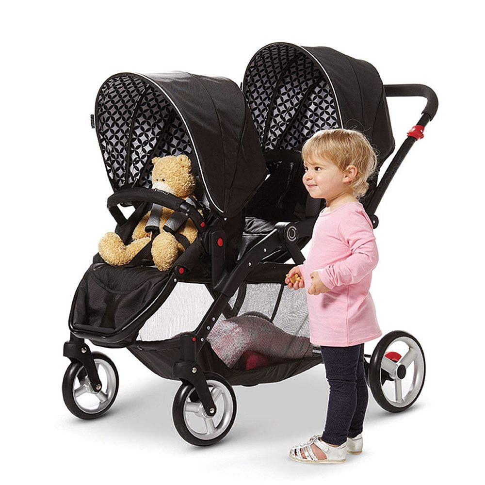 simple double stroller - 1000×1000