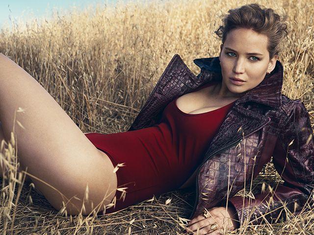#4 Jennifer Lawrence - #Top99Women