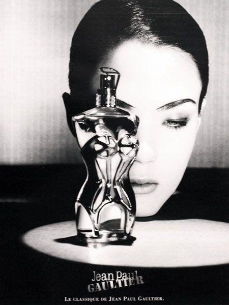 Publicité Jean Classique En De GaultierPub Parfum Du Paul D2WE9YHI