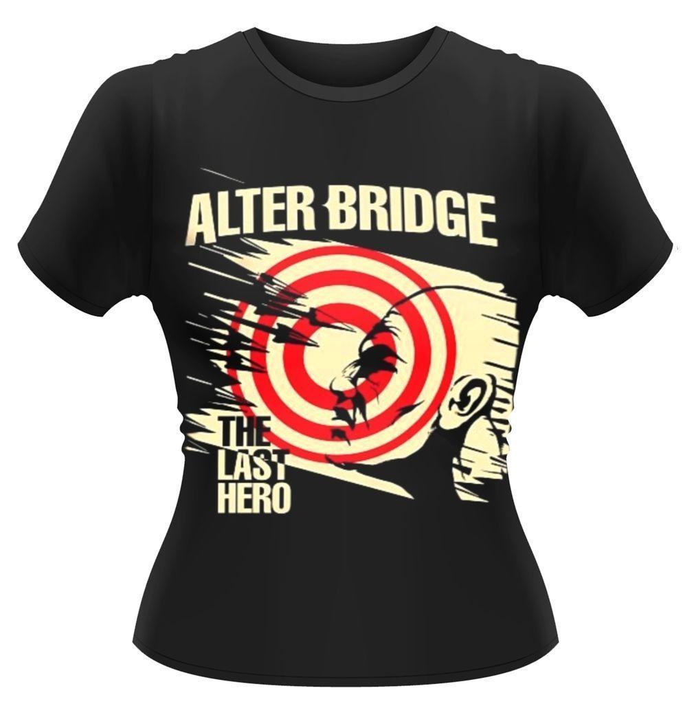 Ladies Alter Bridge The Last Hero Album Rock Official Tee T Shirt