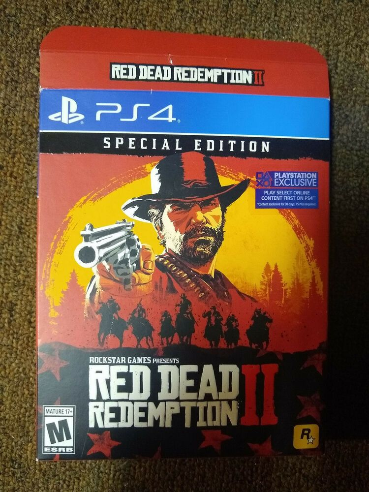 Red Dead Redemption Ii 2 Special Edition Ps4 Dlc Not Used Reddeadredemption Gaming Xbo Red Dead Redemption Ii Red Dead Redemption League Of Legends Game