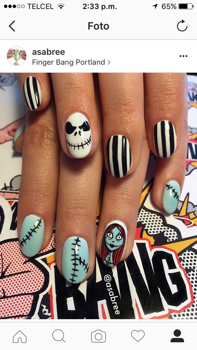 Finger bang Portland   Nail Art   Pinterest   Bangs