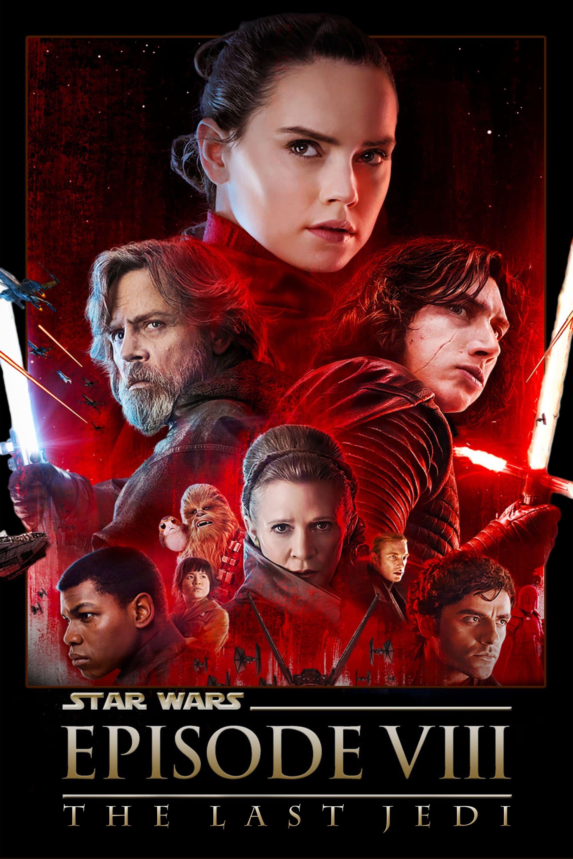 Star Wars The Last Jedi Star Wars Films Complets Affiche Star Wars