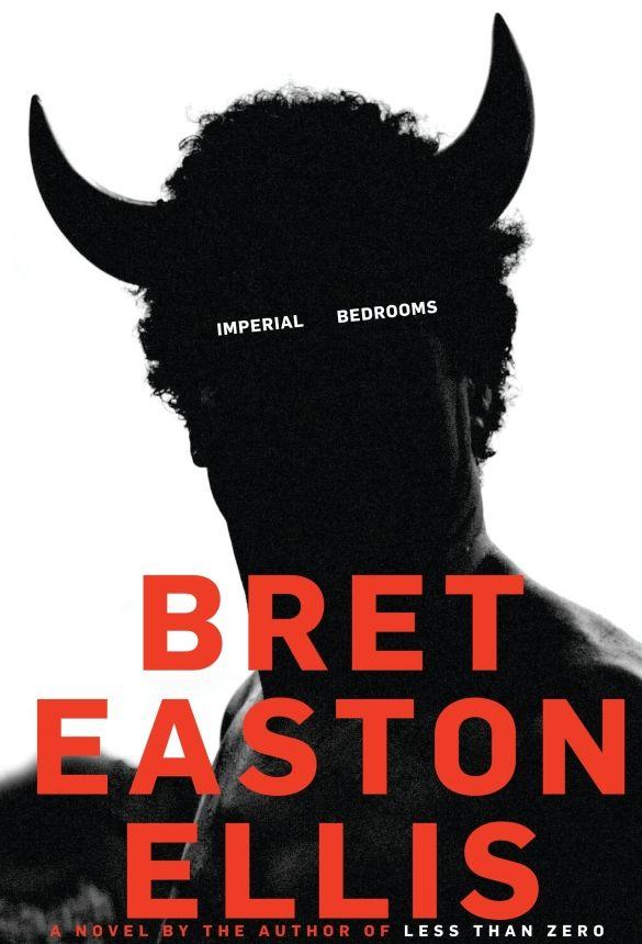 Book Cover Bret Easton Ellis Imperial Bedrooms Chip Kidd Design