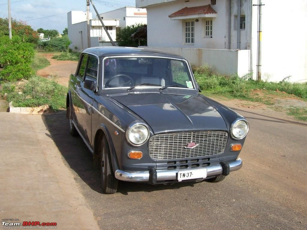 This Modified Premier Padmini Is Undoubtedly One Of India S Best
